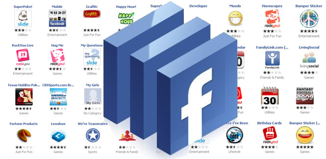 coolest facebook apps like social interview